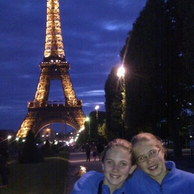 Climb All The Way Up The Eiffel Tower Using The Stairs - Bucket List Ideas