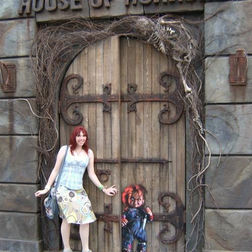 Go to Universal Studios, Hollywood, CA - Bucket List Ideas