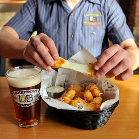 Eat an Iconic State Food - Wisconsin (Fried Cheese Curds) - Bucket List Ideas