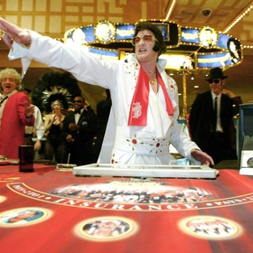 Gamble in Vegas - Bucket List Ideas