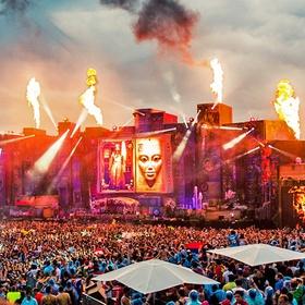 Attend Tomorrowland in Belgium - Bucket List Ideas