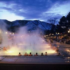 Visit Glenwood Hotsprings, Colorado - Bucket List Ideas