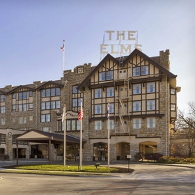 Visit and Stay at The Elms hotel - Bucket List Ideas
