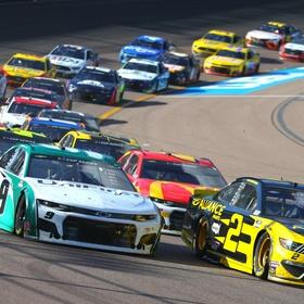 Assister à une course de NASCAR - Bucket List Ideas