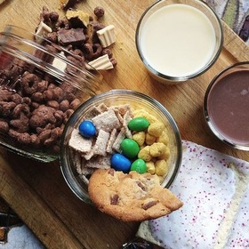 Eat at a Cereal Cafe - Bucket List Ideas