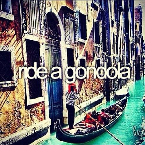 Visit Italy - Bucket List Ideas