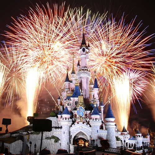 Visit Disney Land - Bucket List Ideas