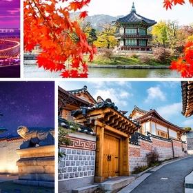 Go to South Korea with my best friend - Bucket List Ideas