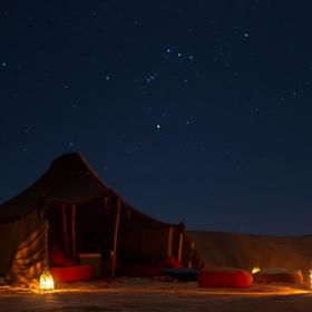 Go camping in the sahara desert - Bucket List Ideas