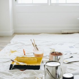 Complete The Interior House Painting - Bucket List Ideas