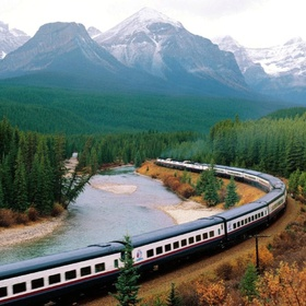 Go on an Epic Train Journey! - Bucket List Ideas