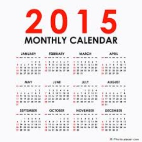 Complete a monthly bucket list every month for a year - Bucket List Ideas