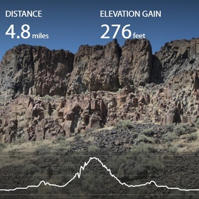 Hike the Frenchman Coulee Trail near Quincy Washington - Bucket List Ideas