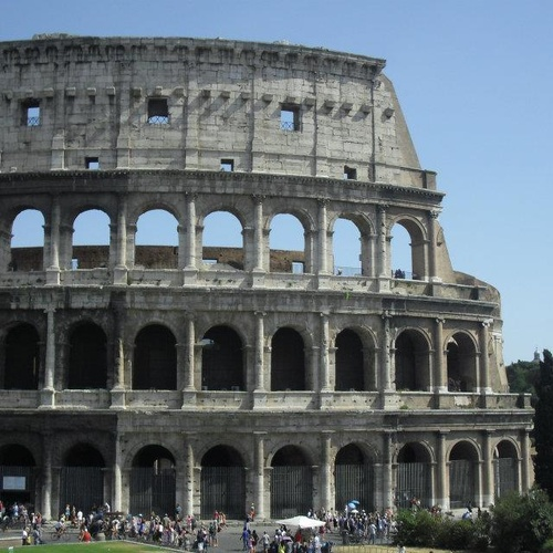 Visit the Colosseum in Rome - Bucket List Ideas
