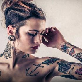 Get my first tattoo! - Bucket List Ideas