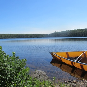 Canoe the Boundary Waters, Minnesota - Bucket List Ideas