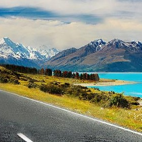 Go on a Roadtrip across New Zealand - Bucket List Ideas