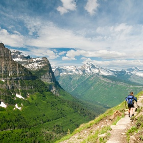 Hike a Trail in 10 Different National Parks - Bucket List Ideas
