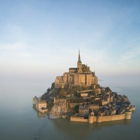 Visiter le Mont-Saint-Michel - Bucket List Ideas