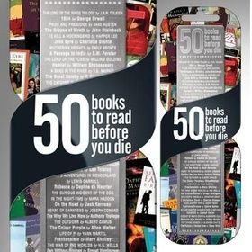 Read the 50 books to read before you die - Bucket List Ideas
