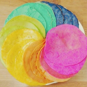 Try Colourful Crepes from Ay Mi Negra - Bucket List Ideas