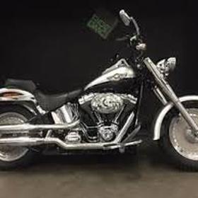 Own a Harley Davidson motorcycle - Bucket List Ideas