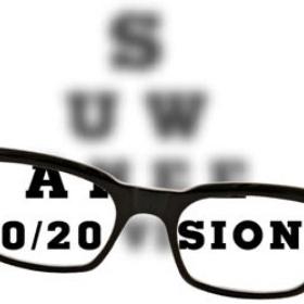 Get 20/20 Vision - Bucket List Ideas