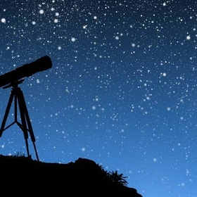 Go somewhere and just look at the stars - Bucket List Ideas