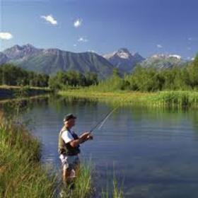 Go fishing in Alaska - Bucket List Ideas