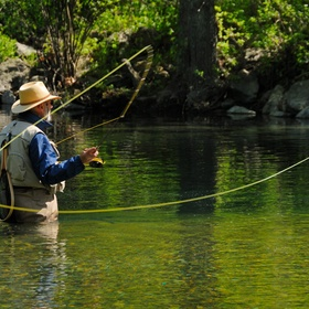 Fly Fish for Trout - Bucket List Ideas