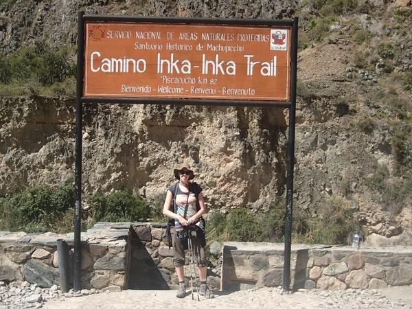 Walk/hike the Inca trail - Bucket List Ideas