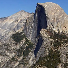 Hike to the Dome at Yosemite - Bucket List Ideas
