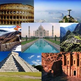 Voir les 7 merveilles du monde - Bucket List Ideas