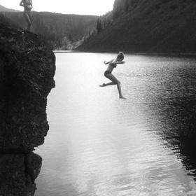 Go cliff-diving - Bucket List Ideas