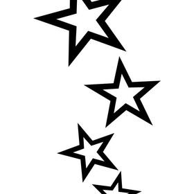 Get a Star Hip Tattoo - Bucket List Ideas