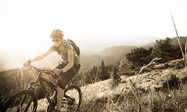 Go mountain biking - Bucket List Ideas