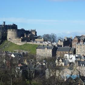 Visit the Edinburgh Castle - Bucket List Ideas