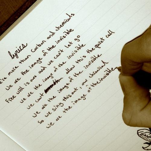 Write a song - Bucket List Ideas