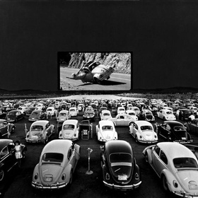 Go to a drive in movie - Bucket List Ideas