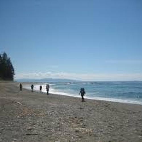 Hike the west coast trail and juan de fuca trail on vancouver island - Bucket List Ideas