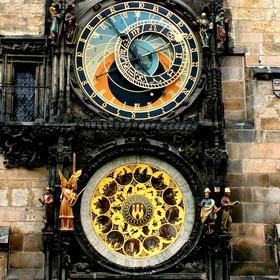 See the astrological clock in Prague - Bucket List Ideas