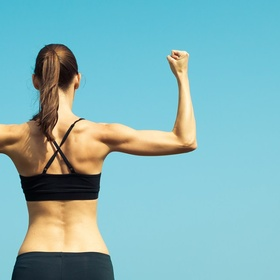 Have toned arms - Bucket List Ideas
