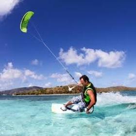 Try kiteboarding - Bucket List Ideas