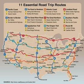 Take a US Highway 2 Road Trip - Bucket List Ideas
