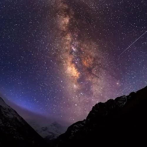 Camp under a sky full of stars - Bucket List Ideas