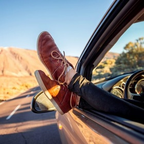 Go on a Road Trip with Friends - Bucket List Ideas