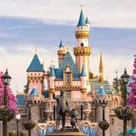 Go to Disneyland, Paris - Bucket List Ideas