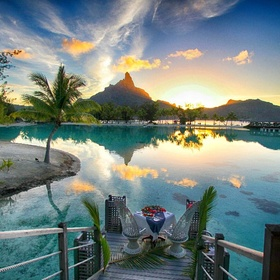 Society Islands, visit (Bora Bora - Tahiti) - Bucket List Ideas