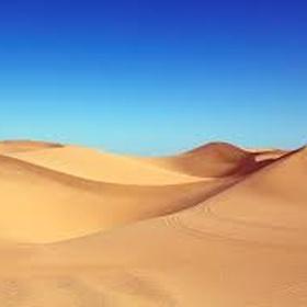 See a desert - Bucket List Ideas