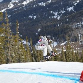 Compete in a Snowboard Race - Bucket List Ideas